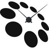 Naklejka ścienna Zegar - Koła