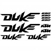 Naklejka Moto - KTM 690 Duke