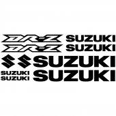 Naklejka Moto - Suzuki DR-Z
