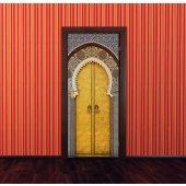 Naklejka na Drzwi - Orient