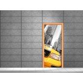 Naklejka na Drzwi - Taxi