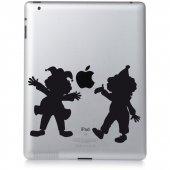 Naklejka na iPad 2 - Cyrk