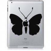 Naklejka na iPad 2 - Motyl