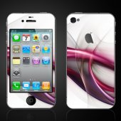 Naklejka na iPhone
