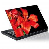 Naklejka na PC - Czerwony Kwiat