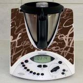 Naklejka Thermomix TM 31 - Coffee