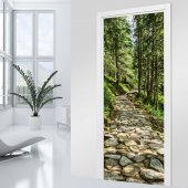 Path Door Stickers