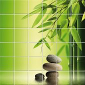 Pebbles - Tiles Wall Stickers