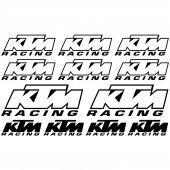 Pegatinas ktm racing