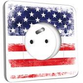 Prise décorée Etats Unis