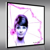 Quadro Forex Audrey Hepburn