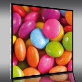 Quadro Plexiglass Smarties