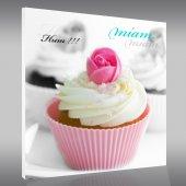 Quadro PVC Forex Cupcake