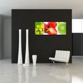 Quadro PVC Forex frutas