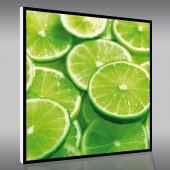 Quadro PVC Forex limãos