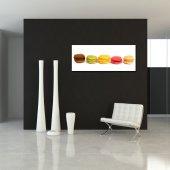 Quadro PVC Forex macarons