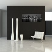 Quadro PVC Forex New York