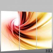 Quadro Triptico PVC Abstratos