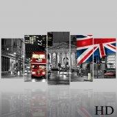Quadro Triptico PVC London