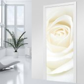 Rose Door Stickers