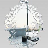 Specchio acrilico plexiglass - contemporaneo