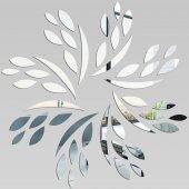 Specchio acrilico plexiglass - foglie