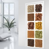 Spices Door Stickers