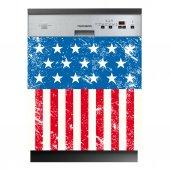 Spülmaschine Aufkleber USA