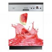 Spülmaschine Aufkleber Wassermelone