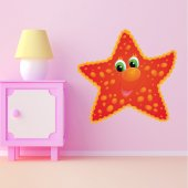 Starfish Wall Stickers