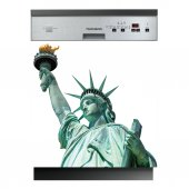 Statue of Liberty - Dishwasher Cover Panels