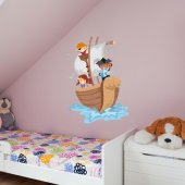 Sticker Copii Vapor Pirat