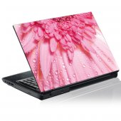 Sticker laptop exterior Floare