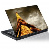 Sticker laptop exterior Turnul Eiffel