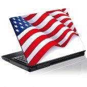 Sticker laptop exterior USA