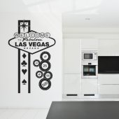 Sticker Las Vegas