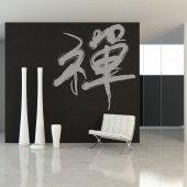 Sticker Motiv Zen in Chineza