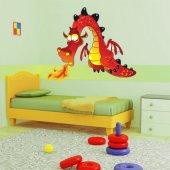 Sticker Pentru Copii Dragon