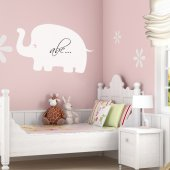 Sticker tabla velleda Elefant