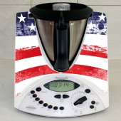 Sticker Thermomix TM 31 America