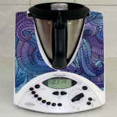 Sticker Thermomix TM 31 Asbtract