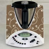 Sticker Thermomix TM 31 Banda Bej
