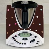 Sticker Thermomix TM 31 Buline Multicolore