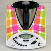 Sticker Thermomix TM 31 Carouri Multicolore