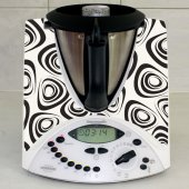 Sticker Thermomix TM 31 Design Rotund
