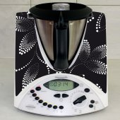 Sticker Thermomix TM 31 Floare Grafica