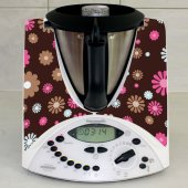 Sticker Thermomix TM 31 Flori