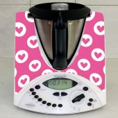 Sticker Thermomix TM 31 Inima