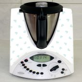 Sticker Thermomix TM 31 Ploaie de Inimi