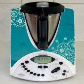 Sticker Thermomix TM 31 Turcoaz